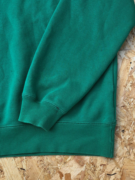 Vintage Puma Sweatshirt / Jumper / Sweater Green