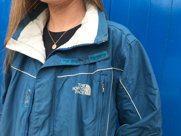 Vintage The North Face Jacket Teal Blue