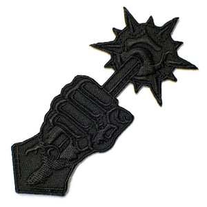 ColdToes - Comply patch (black)