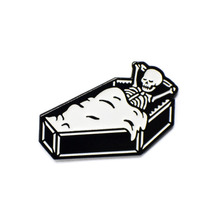 ColdToes - Deepest Sleep pin