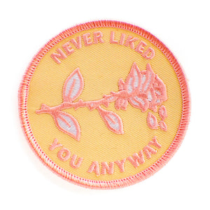 ColdToes - Never Liked You Patch