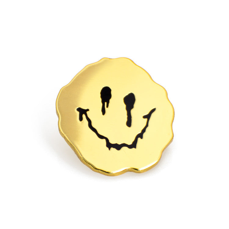 ColdToes - Melt Pin (gold)
