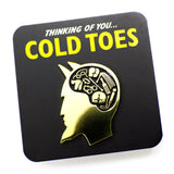 ColdToes - Sin pin