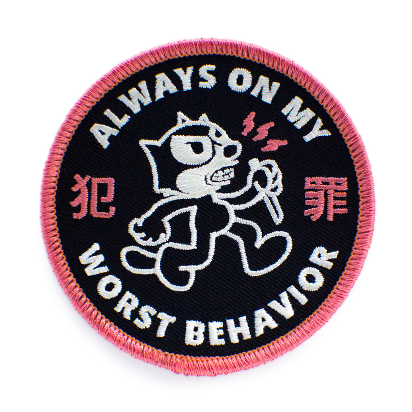 Worst Behavior Patch