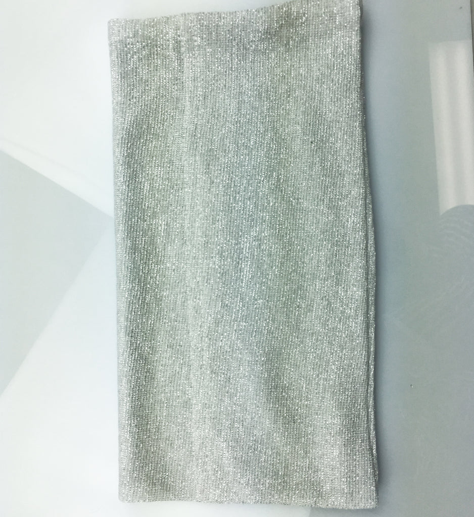 Shimmer Under Scarf - Silver