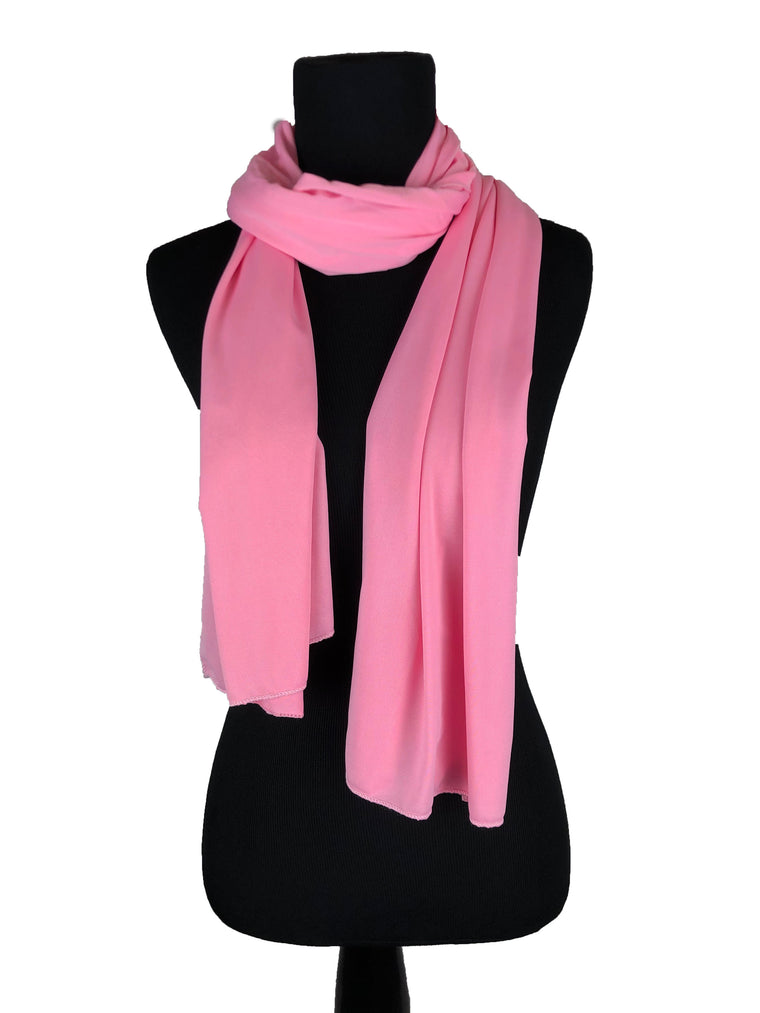 Lycra Hijab Wrap - Light Pink