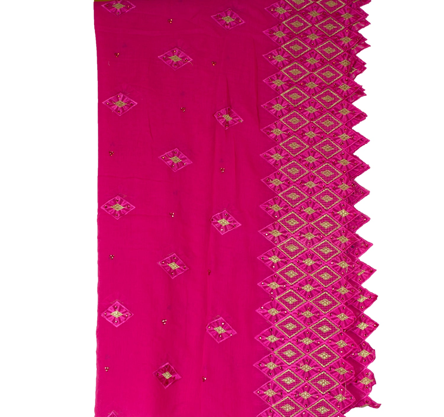 Mayafi Shawl Wrap - Hot Pink