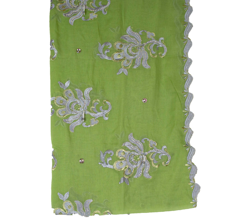 Mayafi Shawl Wrap - Lime