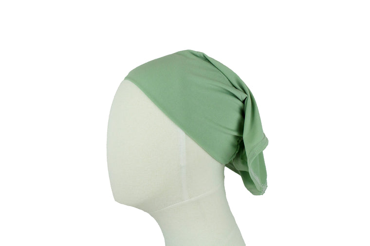 Under Scarf Tube Cap - Keylime