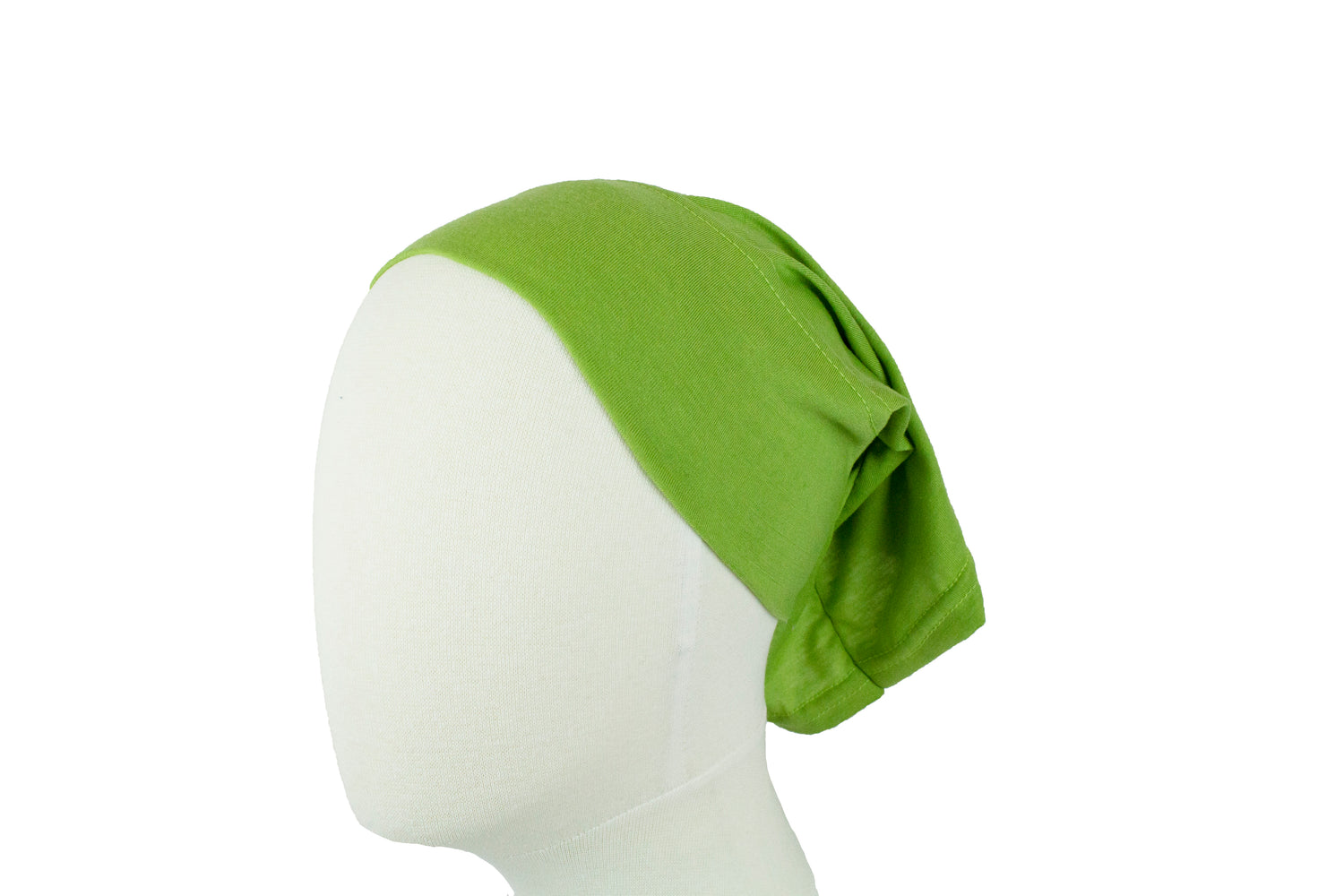 lime green undercap for hijab