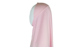 light pink jersey slip on one piece hijab