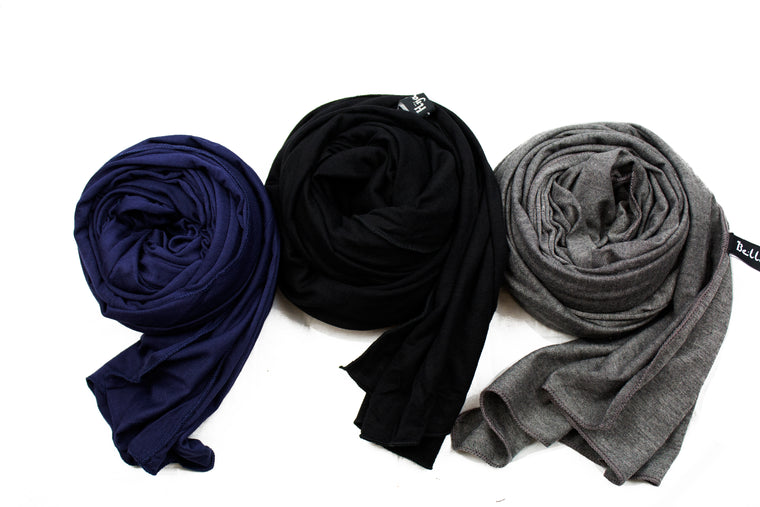 Essential Bella Bundle - Jersey Hijabs