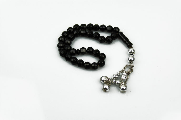 Tasbeeh (33 beads) - Black
