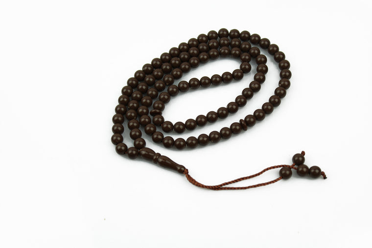 Tasbeeh (99 beads) - Brown
