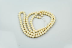 Tasbeeh (99 beads) - Cream