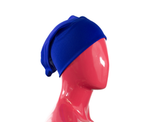 Under Scarf Tube Cap - Royal Blue