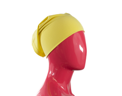 Under Scarf Tube Cap - Yellow