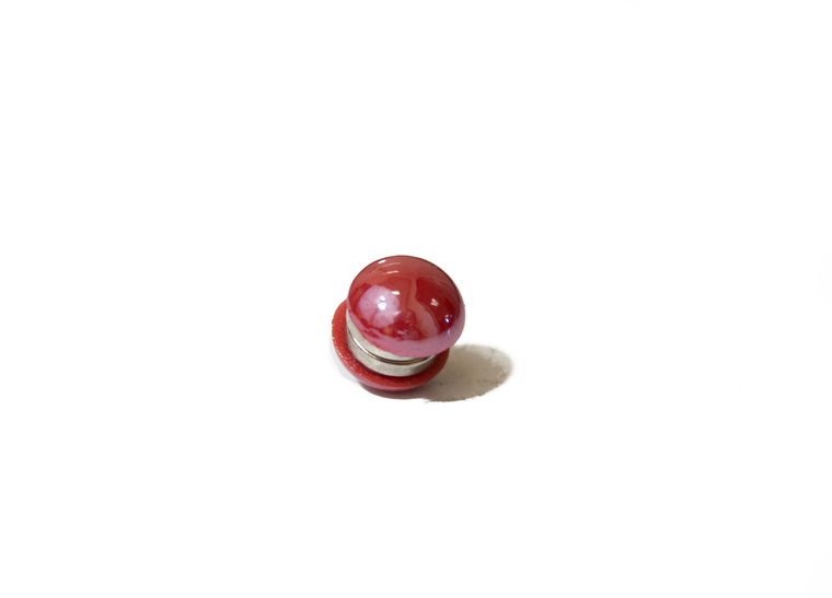 Magnetic Pin - Red