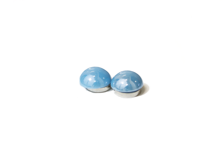 Magnetic Pin - Light Blue