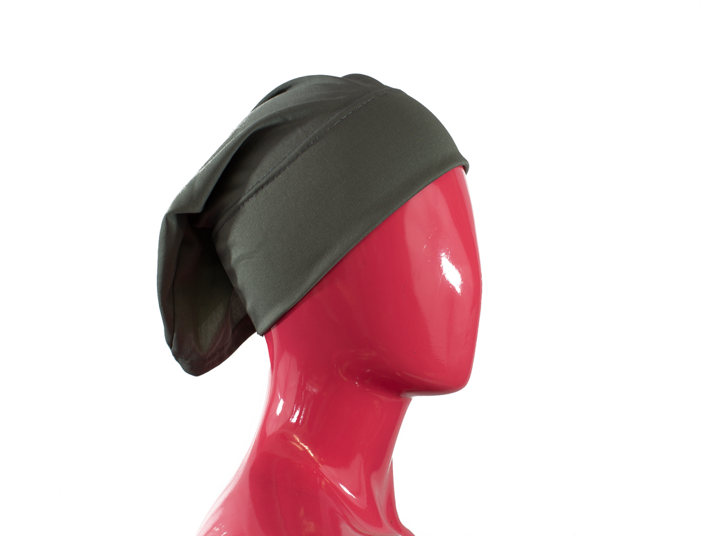 Under Scarf Tube Cap - Coal