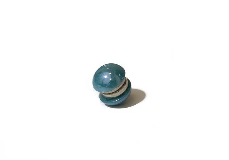 Magnetic Pin - Turquoise