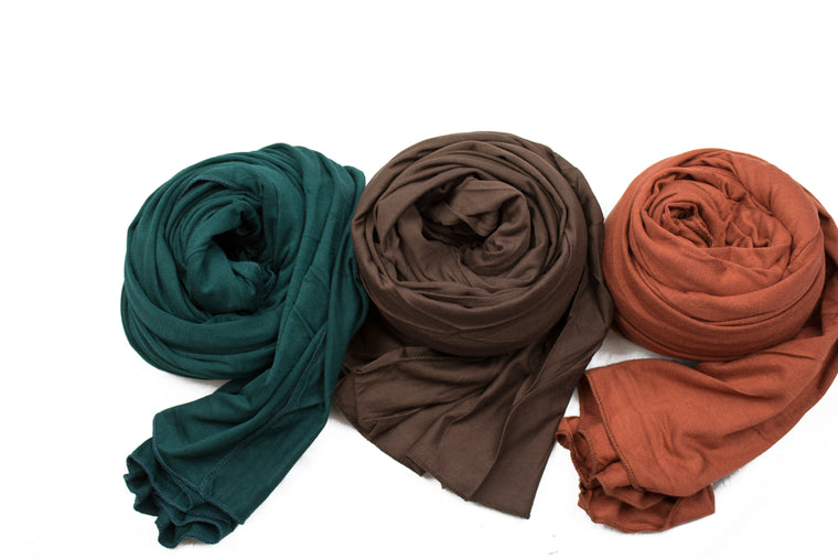 Fall Bella Bundle - Jersey Hijabs
