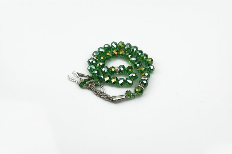 Tasbeeh (33 beads) - Green