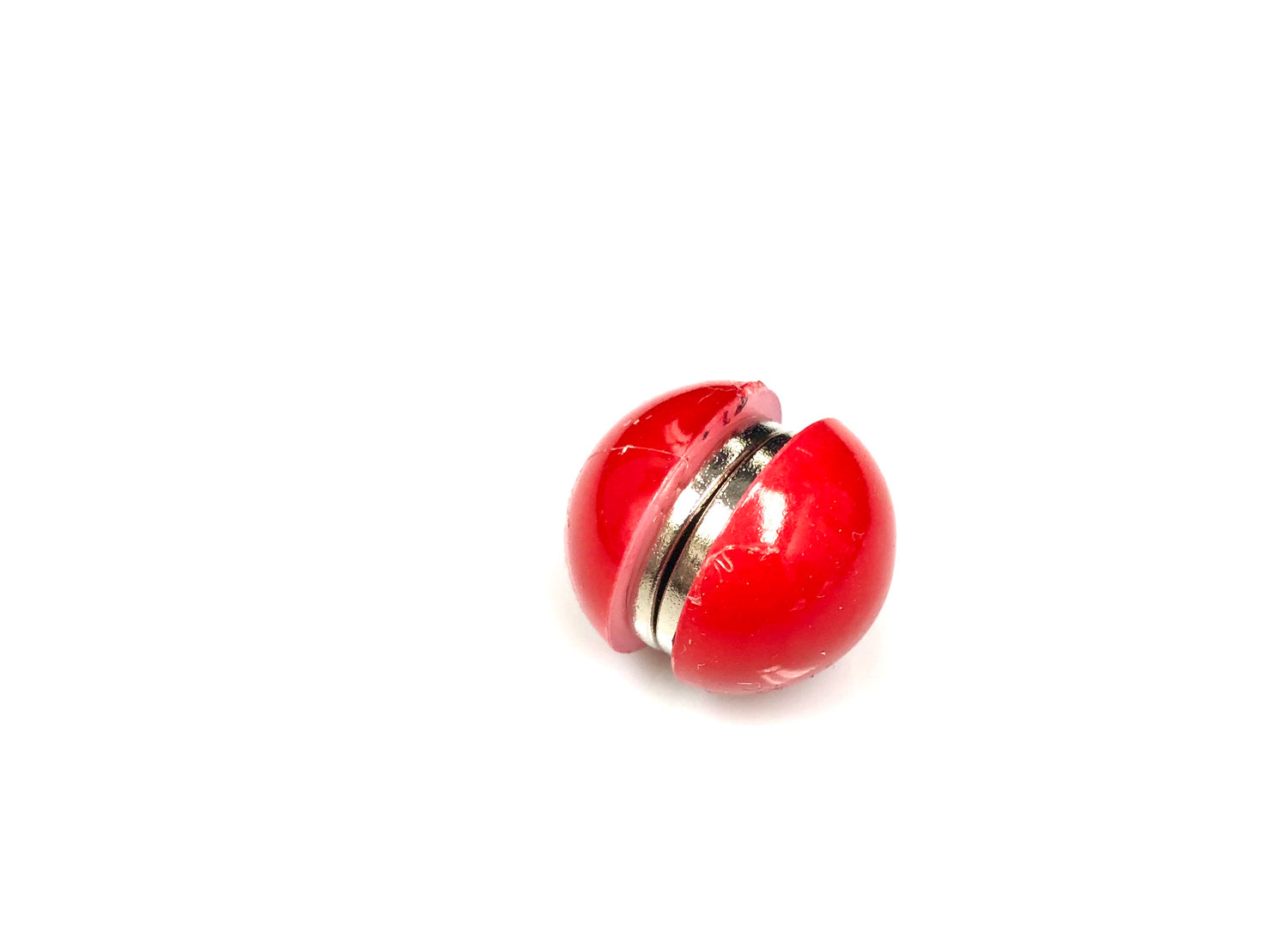 Large Magnetic Pin - Red