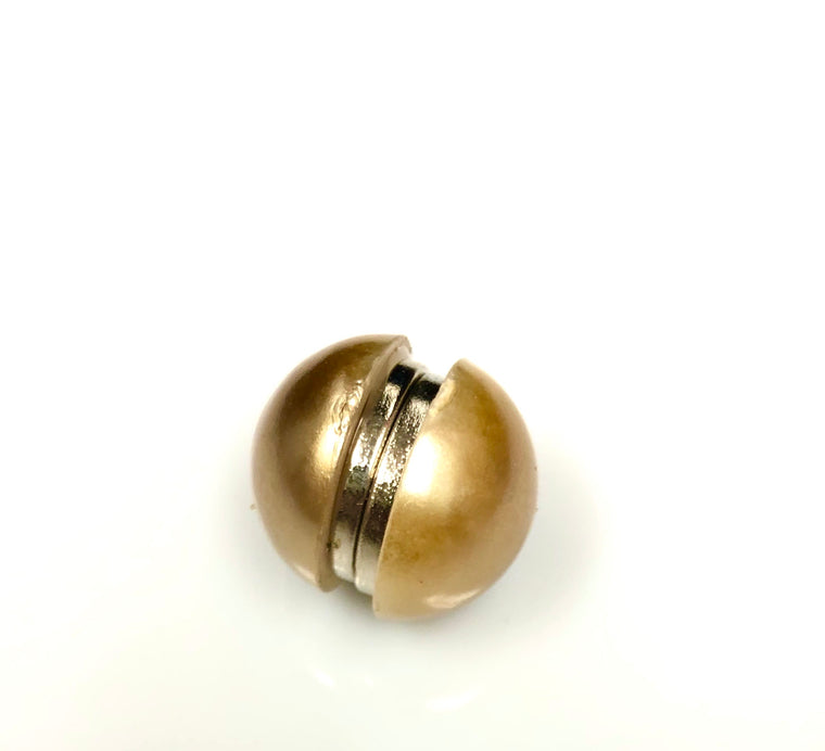 Large Magnetic Pin - Gold