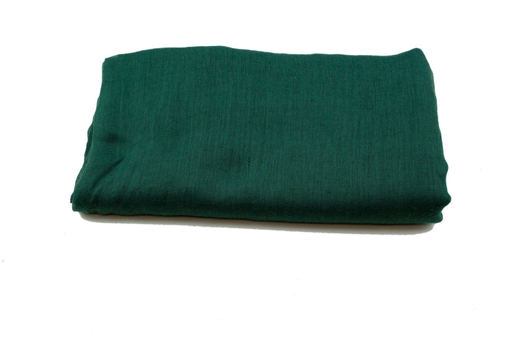 Viscose Hijab - Forest Green