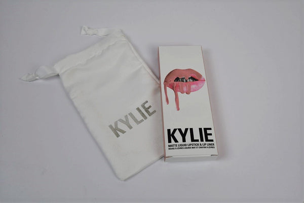 Kylie Cosmetics Lip Kit Koko-K with Limited Edition Bag