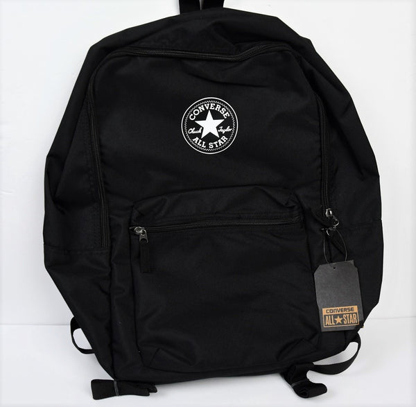 Converse All Star Chuck Taylor Black Backpack