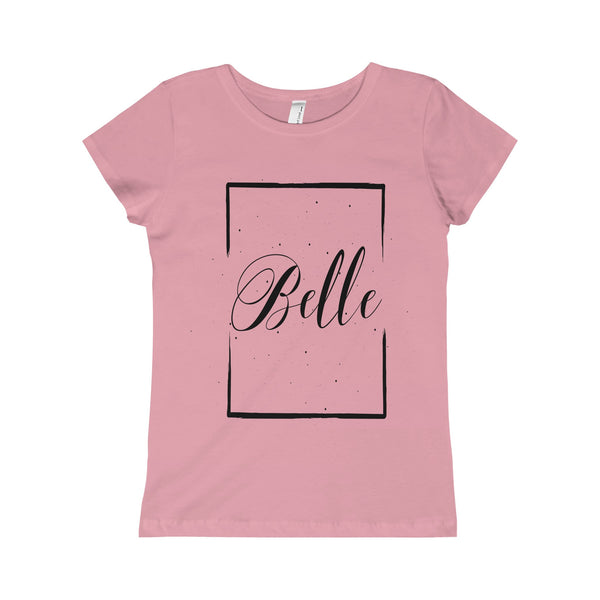 Belle The Princess Tee Girls