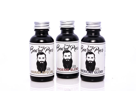 Beard Oil | The Beard Pros