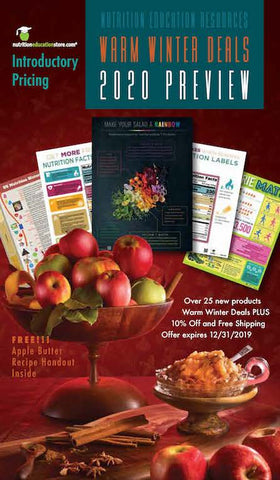 Nutrition Education Store Catalog