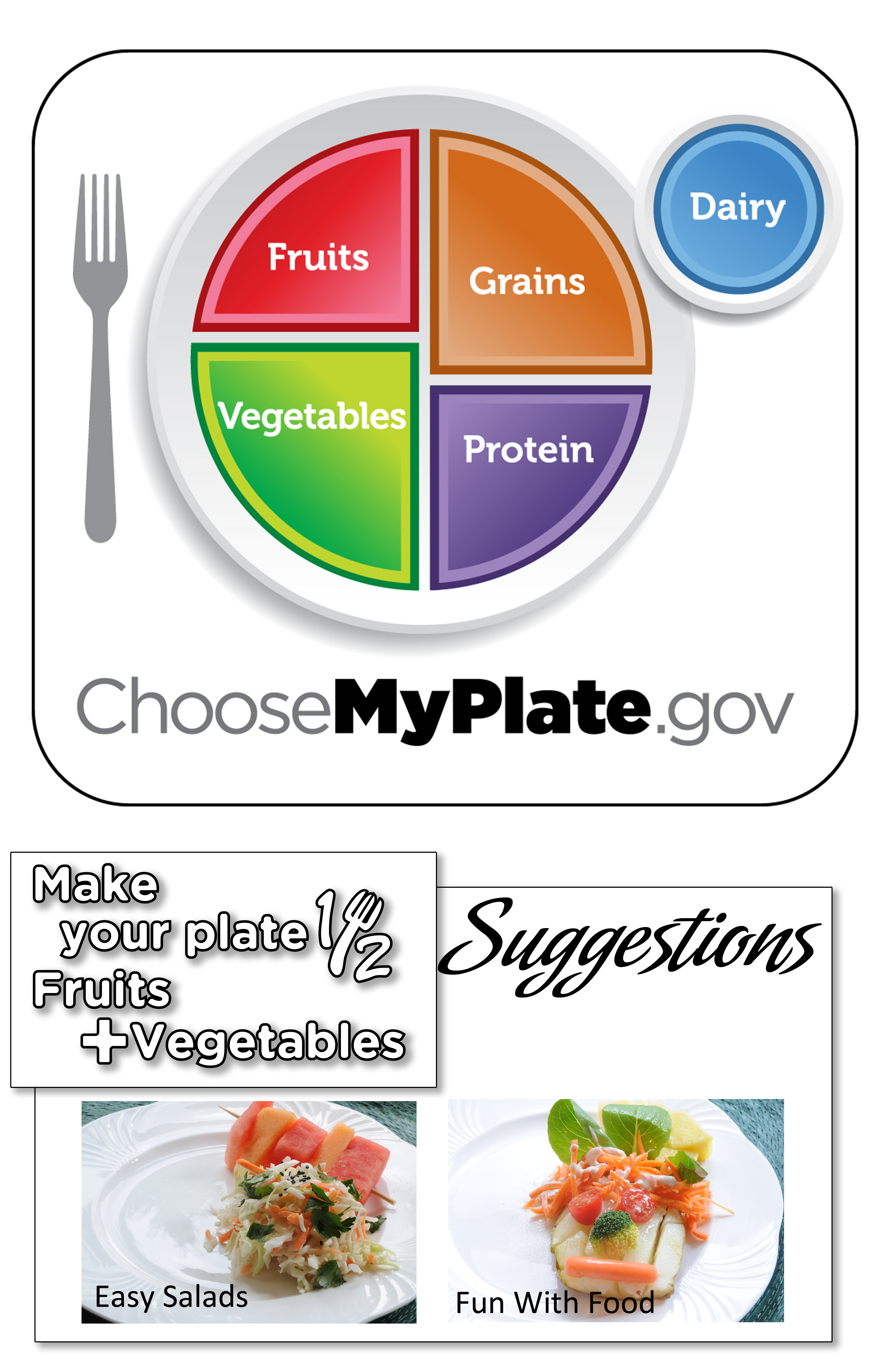 MyPlate Education Materials for My Plate | | Nutrition Education Store