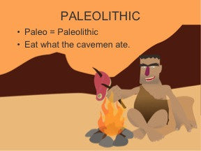 Myths and Facts for The Paleo Diet PowerPoint and Handout Lesson