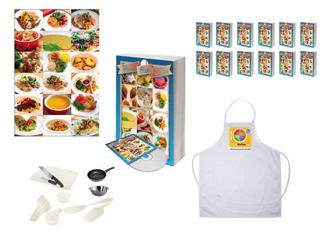 Cooking Demo Display Kit