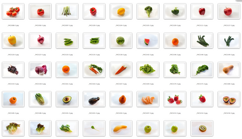 Fruit and Vegetable Challenge Tool Kit With PowerPoint Shows - Nutrition Education Store