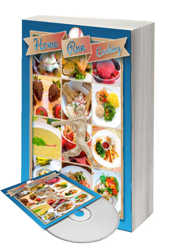Home Run Cooking Book and Demo Program