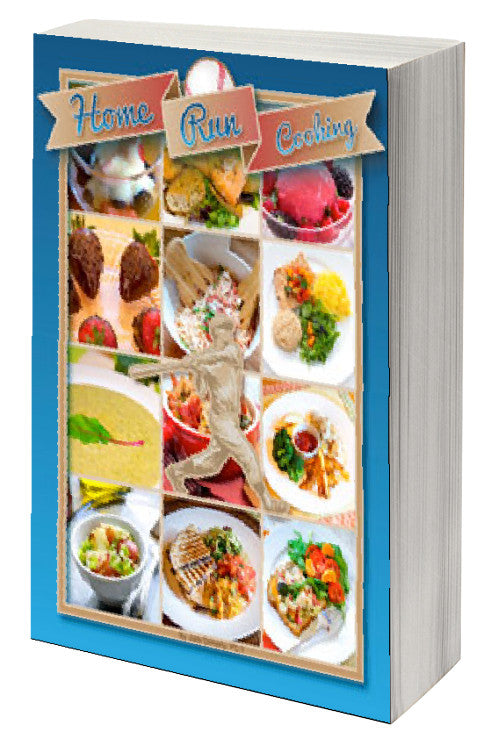 Home Run Cooking Book - Nutrition Education Store