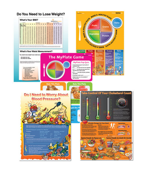 Wellness Poster Value Set