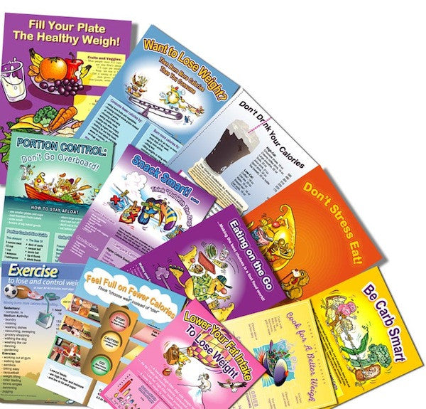 12 Lessons for Kids and Teens Poster Bundle