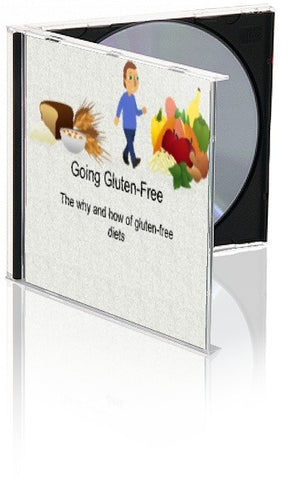 Gluten Free PowerPoint: Celiac and Gluten Sensitivity - DOWNLOAD - Nutrition Education Store