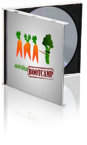 Nutrition PowerPoint Bootcamp and Handouts - DOWNLOAD - Nutrition Education Store