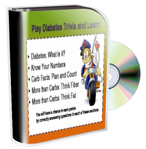 Diabetes Trivia Game - DOWNLOAD - Nutrition Education Store