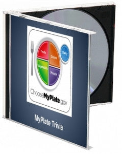 MyPlate Trivia Game - Nutrition Education Store