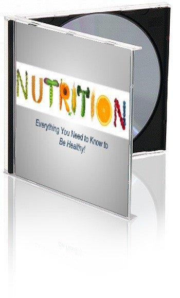 Elementary Nutrition PowerPoint Show - Nutrition Education Store