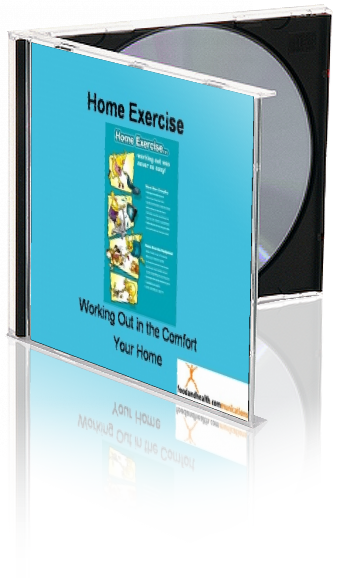 Home Exercise PowerPoint Handout Lesson - DOWNLOAD - Nutrition Education Store