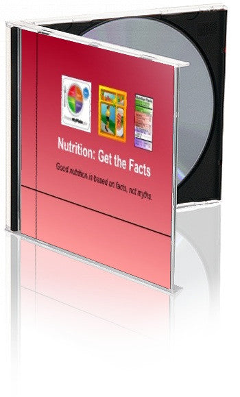 Nutrition: Get the Facts PowerPoint Show - DOWNLOAD - Nutrition Education Store